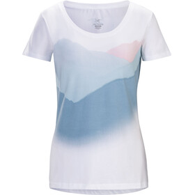 Arc'teryx W's Amidst SS T-Shirt white/petrikor